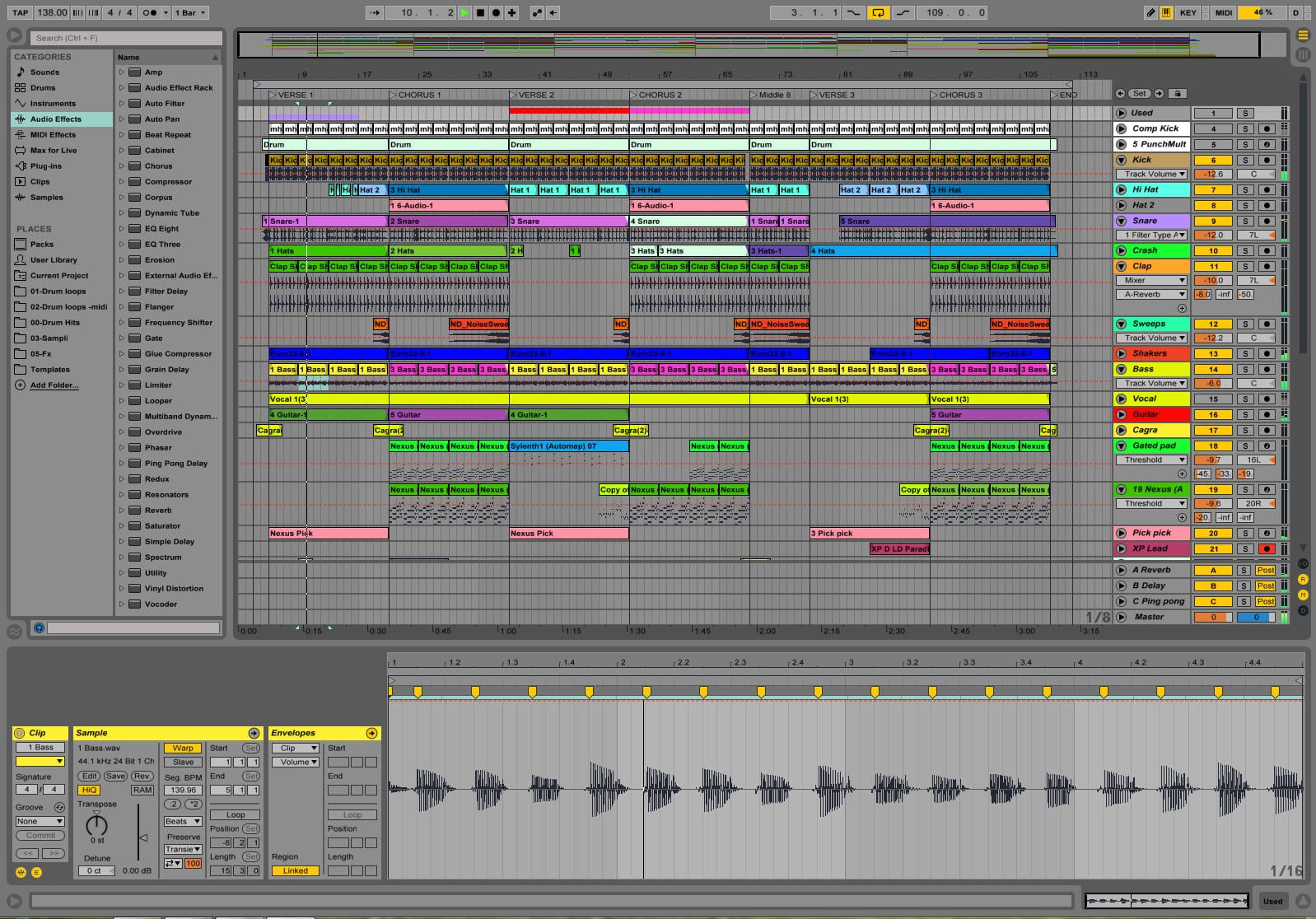 ABLETON LIVE 9 SUITE DAW SOFTWARE