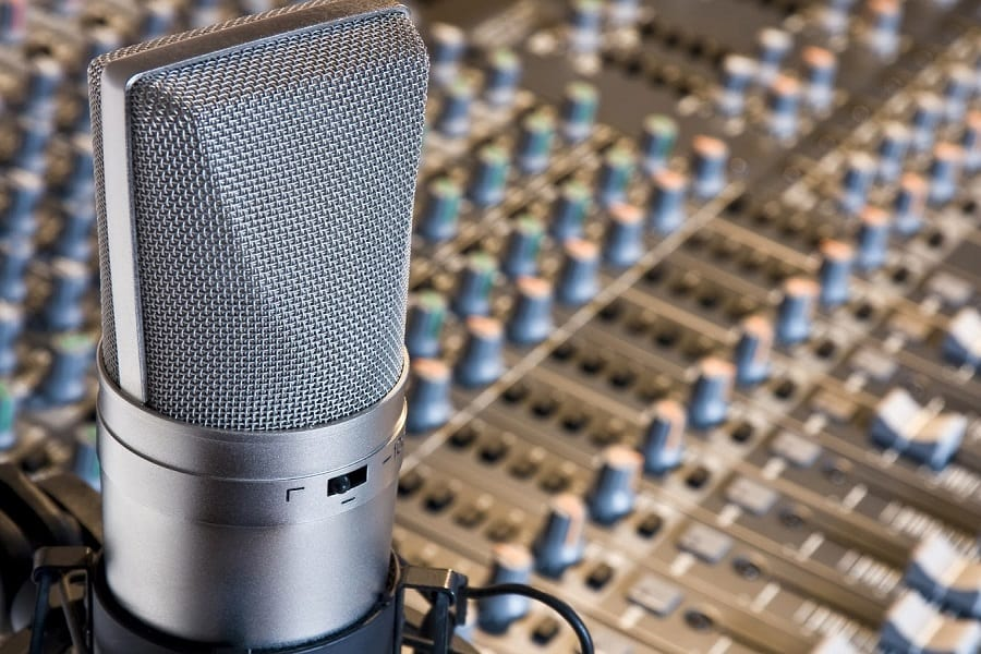 5 Studio Recording Methods Explained